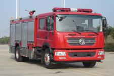 东风7吨水罐消防车|7吨水罐消防车质保2年