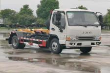 程力牌CL5046ZXX6GH型車廂可卸式垃圾車