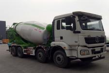 程力牌CL5312GJB6ST型混凝土搅拌运输车