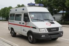 炎帝牌SZD5046XJHN6型救护车