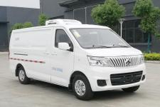 程力威牌CLW5021XLCSDP型冷藏車