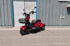 哈步牌HB500DQZ-2型电动正三轮轻便摩托车图片