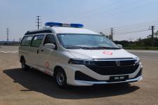 国六金杯海狮王监护型救护车