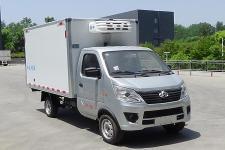 程力威牌CLW5022XLCSDP型冷藏车
