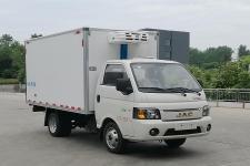 程力威牌CLW5030XLCHDP型冷藏车