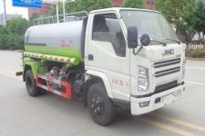 江鈴5方多功能灑水車|5噸城市道路灑水車