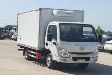 瑞力星牌RLQ5033XLCSH6型冷藏车