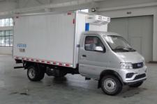 程力威牌CLW5031XLCSQ6型冷藏车