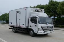 同銳通牌CAA5040XLCB6型冷藏車