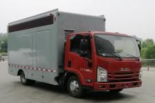 程力威牌CLW5040XXCJDP型宣传车