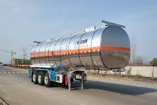 陕汽牌SHN9400GRYP400型易燃液体罐式运输半挂车图片