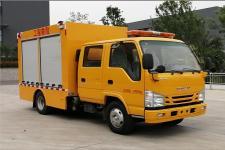 程力威牌CLW5041XXHQ6型救险车
