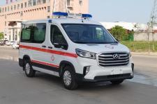 国六大通V90医疗救护车