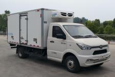 程力威牌CLW5035XLCK6型冷藏车