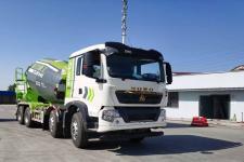 程力重工牌CLH5312GJBZ6型混凝土搅拌运输车