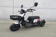 大安·罗纳多牌DA500DQZ-3型电动正三轮轻便摩托车图片