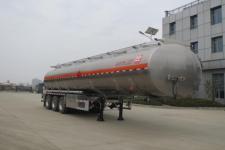 醒獅11.9米33.6噸3軸鋁合金運油半掛車(SLS9401GYYB)