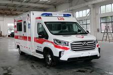 国六大通方舱救护车