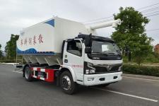 國六東風福瑞卡6噸12方散裝飼料運輸車