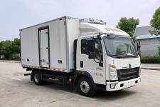 虹宇牌HYS5045XLCB6型冷藏车