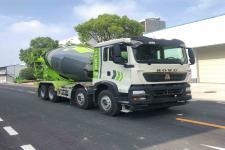 程力重工牌CLH5313GJBZ6型混凝土搅拌运输车