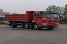 斯太尔前四后四自卸车国六220马力(ZZ3244N35F7F1)