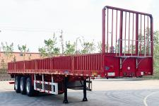 锣响12米34吨3轴栏板半挂车(LXC9400)