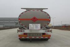 楚胜牌CSC9400GRYL型铝合金易燃液体罐式运输半挂车图片
