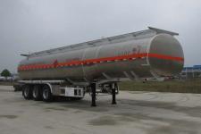 楚勝11.5米33.1噸3軸鋁合金運油半掛車(CSC9409GYYLEC)