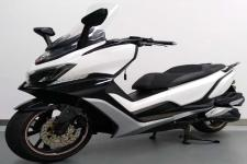 宗申牌ZS250T-3型两轮摩托车图片