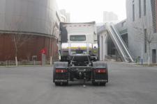 豪沃牌ZZ4187V381HF1LW型危险品牵引车图片