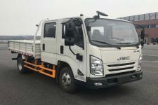 江铃单桥货车122马力1540吨(JX1043TSG26)