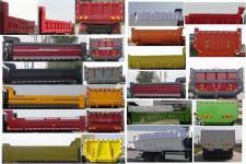 豪沃牌ZZ3257V4147F1L型自卸汽车图片