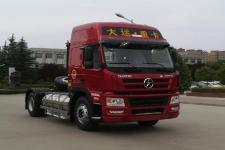大运单桥牵引车350马力(CGC4180N6DABD)