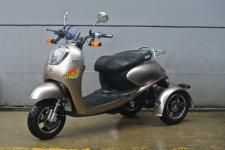国威牌GW800DQZ型电动正三轮轻便摩托车图片