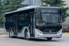 宇通牌ZK6106BEVG4A型纯电动城市客车图片