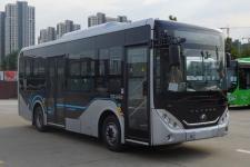 宇通牌ZK6816BEVG2A型纯电动城市客车图片