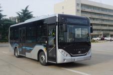 宇通牌ZK6816BEVG1A型纯电动城市客车图片