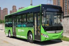 宇通牌ZK6105BEVG66型纯电动城市客车图片