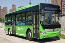宇通牌ZK6105BEVG65型纯电动城市客车图片