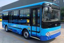 宇通牌ZK6650BEVG28型纯电动城市客车图片