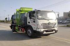 國六福田餐廚垃圾車