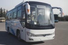 宇通牌ZK6828BEVG23型纯电动城市客车图片