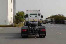 豪沃牌ZZ4187V441GF1L型牵引汽车图片