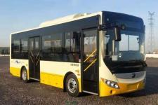 宇通牌ZK6850BEVG59型纯电动城市客车图片