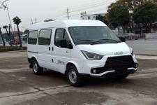 聚塵王牌HNY5045XDWJ6型流動服務車