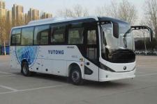 宇通牌ZK6820BEVG33型纯电动城市客车图片