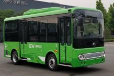 宇通牌ZK6650BEVG31型纯电动城市客车图片