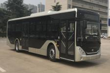 宇通牌ZK6126BEVG5型纯电动城市客车图片