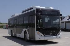 12米 19-37座宇通纯电动低入口城市客车(ZK6126BEVG3E)